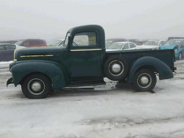 799C193900 - 1947 FORD PICK UP GREEN photo 10