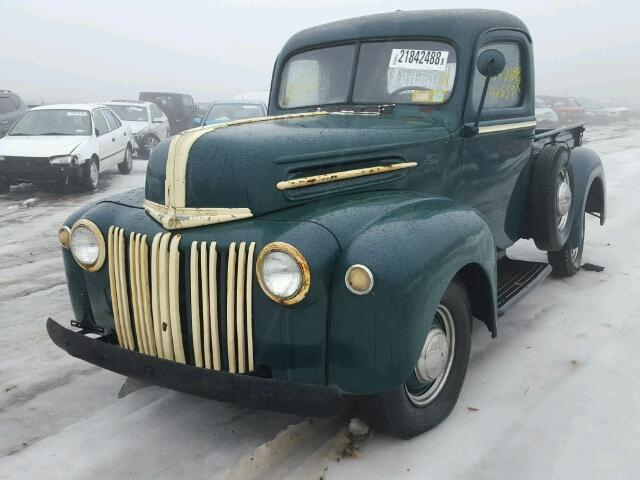 799C193900 - 1947 FORD PICK UP GREEN photo 2
