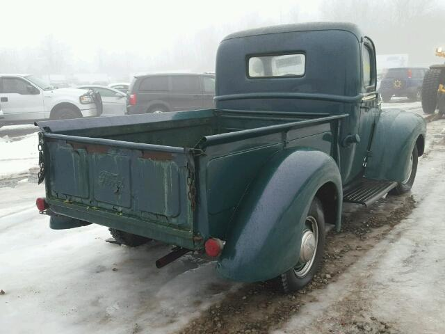 799C193900 - 1947 FORD PICK UP GREEN photo 4