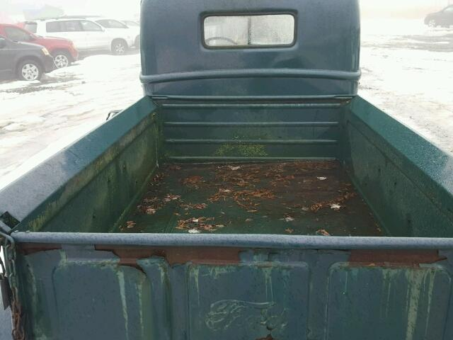 799C193900 - 1947 FORD PICK UP GREEN photo 6