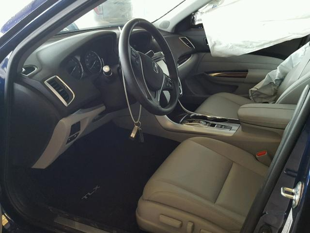 acura miles auto price tlx sales one used owner low at leather merrimack cars