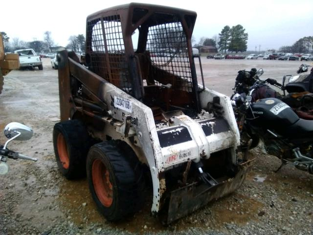 512260465 - 2002 BOBCAT 763 WHITE photo 1