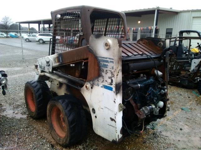 512260465 - 2002 BOBCAT 763 WHITE photo 3