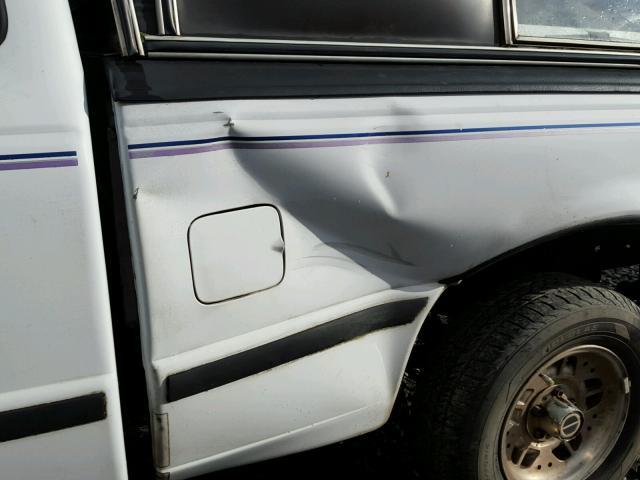 1FTCR14AXPPA97091 - 1993 FORD RANGER SUP WHITE photo 9