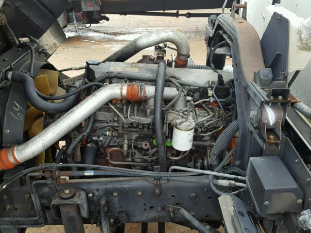 4GTJ7C13XYJ701336 - 2000 ISUZU FTR WHITE photo 7