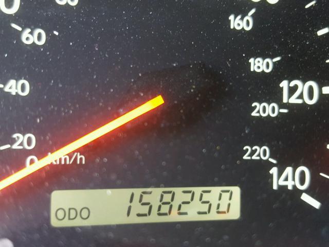 JT8BF28G5W5029735 - 1998 LEXUS ES 300 GOLD photo 8