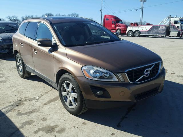 YV4982DL4A2082849 - 2010 VOLVO XC60 3.2 BROWN photo 1