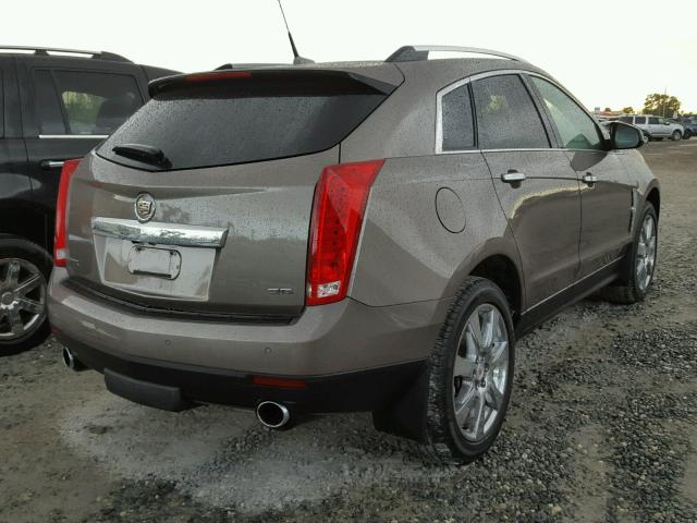 3GYFNCE31CS608830 - 2012 CADILLAC SRX PREMIU GRAY photo 4
