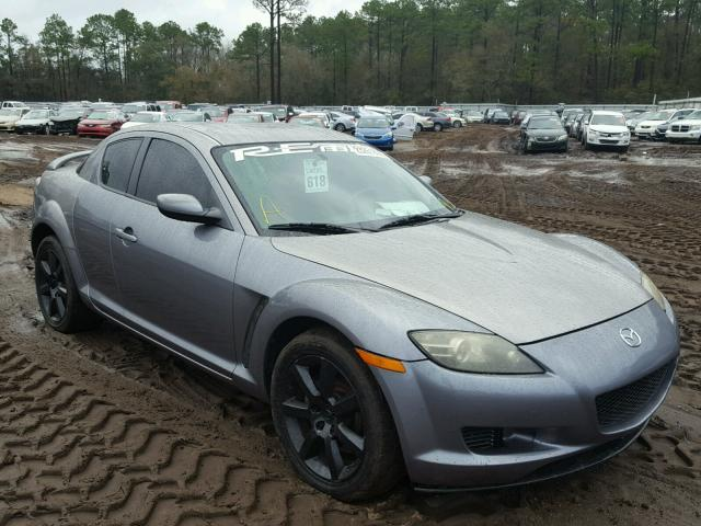 Used Mazda Rx8 >> 2004 Mazda Rx8 Gray Jm1fe173140132594 Price History History Of Past Auctions