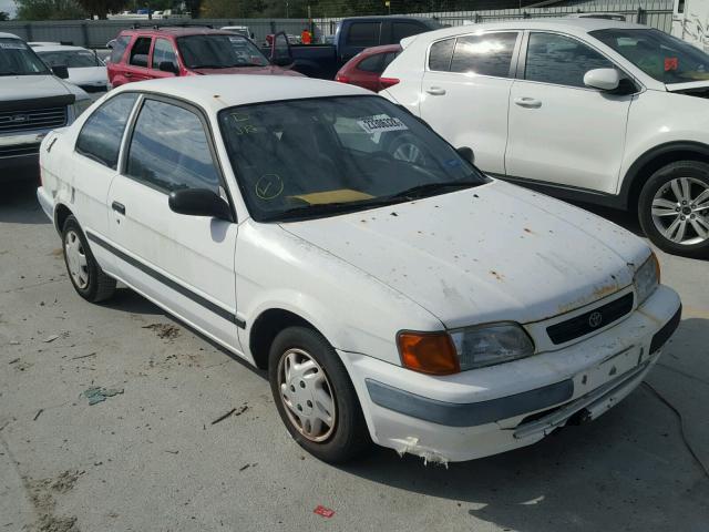 JT2EL56D3S0050682 - 1995 TOYOTA TERCEL DX WHITE photo 1