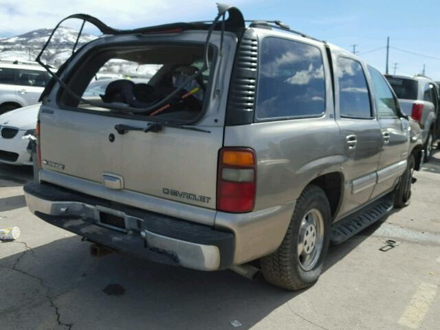 1gnek13txyj208640 2000 Chevrolet Tahoe Tan Price History