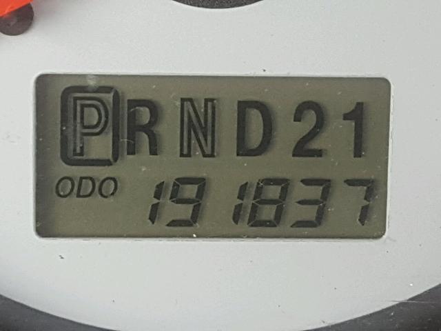 1FMYU92154KA15097 - 2004 FORD ESCAPE XLS SILVER photo 8
