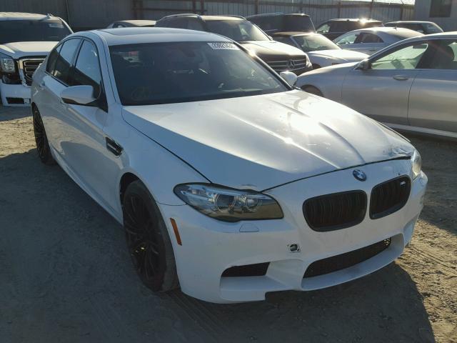 WBSFV9C56GG343171 - 2016 BMW M5 WHITE photo 1