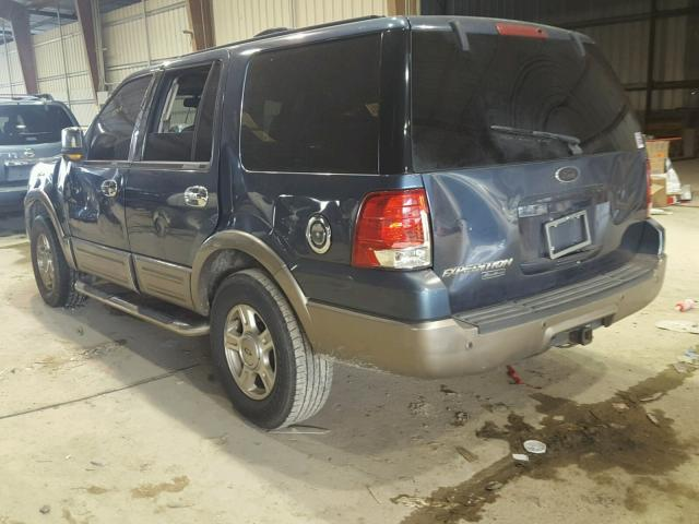 1FMEU17W23LB82826 - 2003 FORD EXPEDITION SILVER photo 3