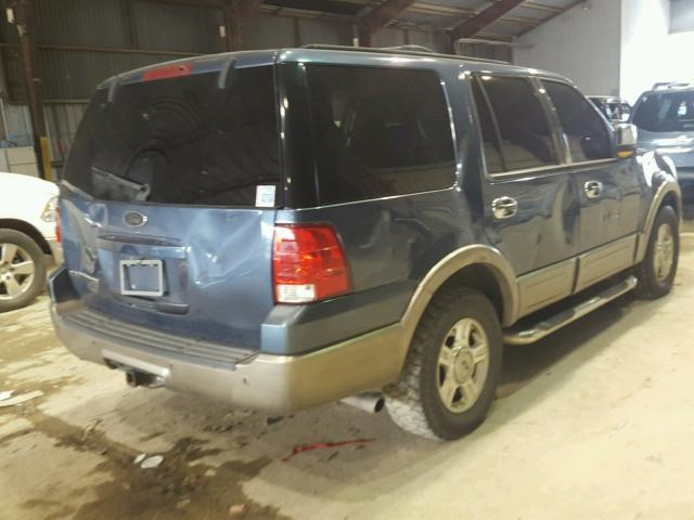 1FMEU17W23LB82826 - 2003 FORD EXPEDITION SILVER photo 4