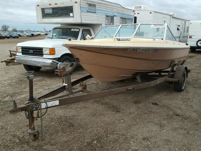 MHP17645M821 - 1982 OTHE BOAT TWO TONE photo 1