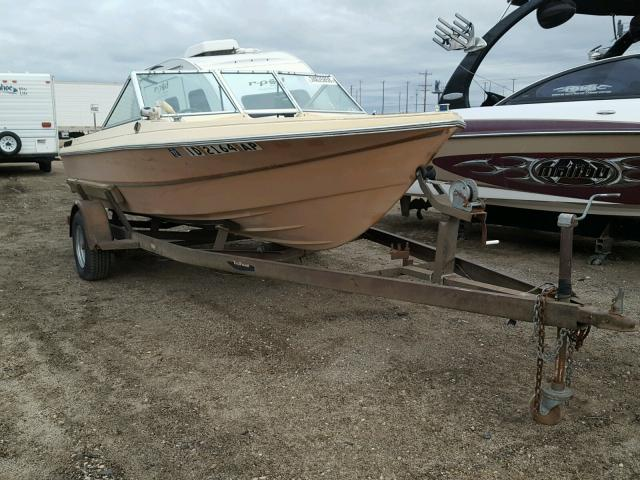 MHP17645M821 - 1982 OTHE BOAT TWO TONE photo 2