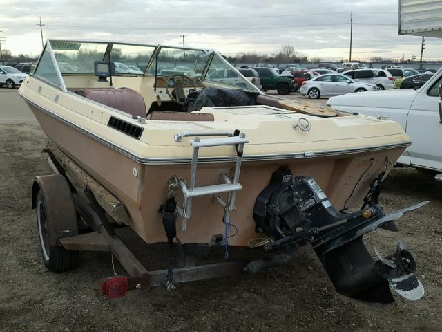 MHP17645M821 - 1982 OTHE BOAT TWO TONE photo 3