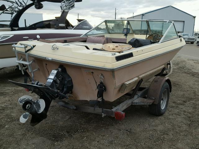 MHP17645M821 - 1982 OTHE BOAT TWO TONE photo 4