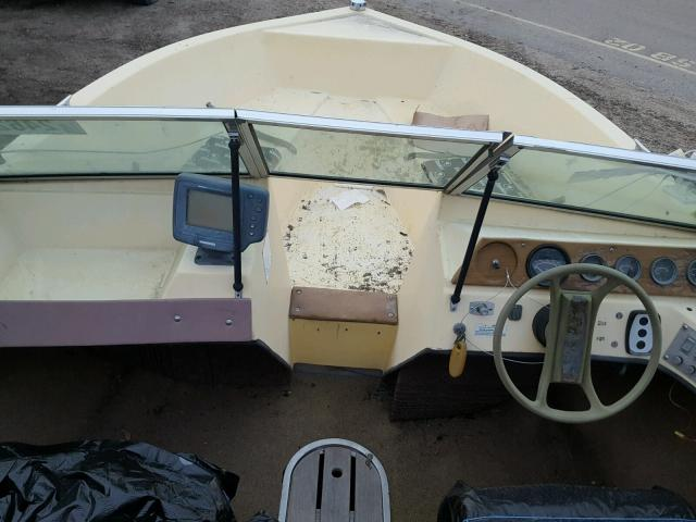 MHP17645M821 - 1982 OTHE BOAT TWO TONE photo 5