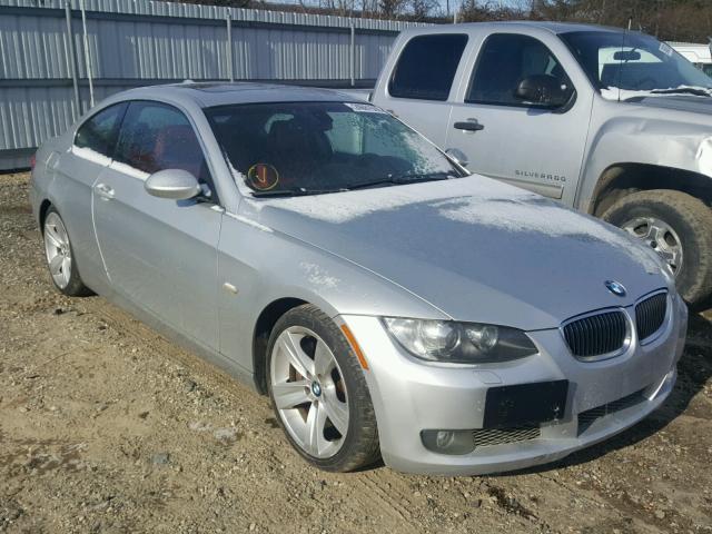 WBAWB73538P040867 - 2008 BMW 335 I SILVER photo 1