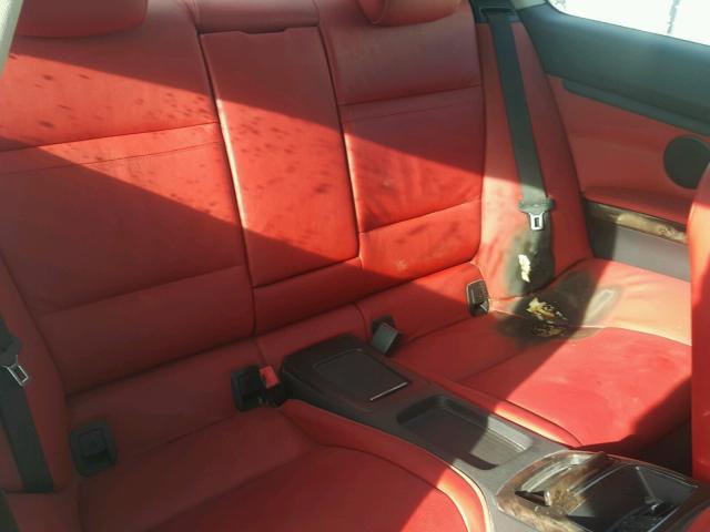 WBAWB73538P040867 - 2008 BMW 335 I SILVER photo 6