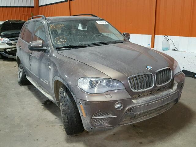 2013 Bmw X5 Xdrive3 Gold 5uxzv4c51d0b14099 Price History History Of Past Auctions