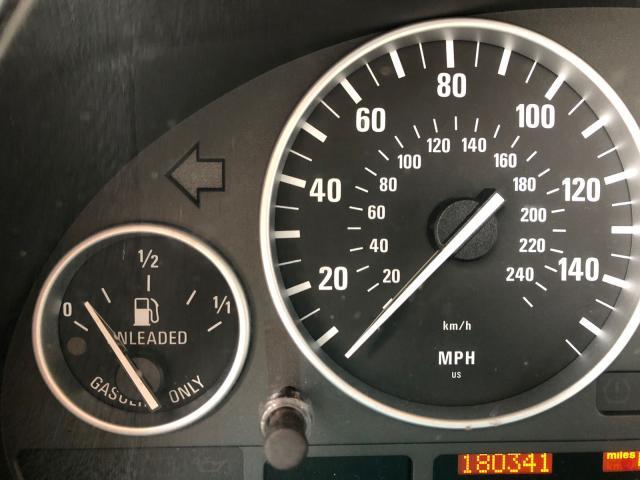 5UXFB53566LV24588 - 2006 BMW X5 4.4I BLACK photo 10