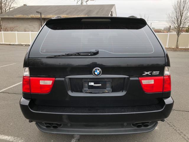 5UXFB53566LV24588 - 2006 BMW X5 4.4I BLACK photo 6