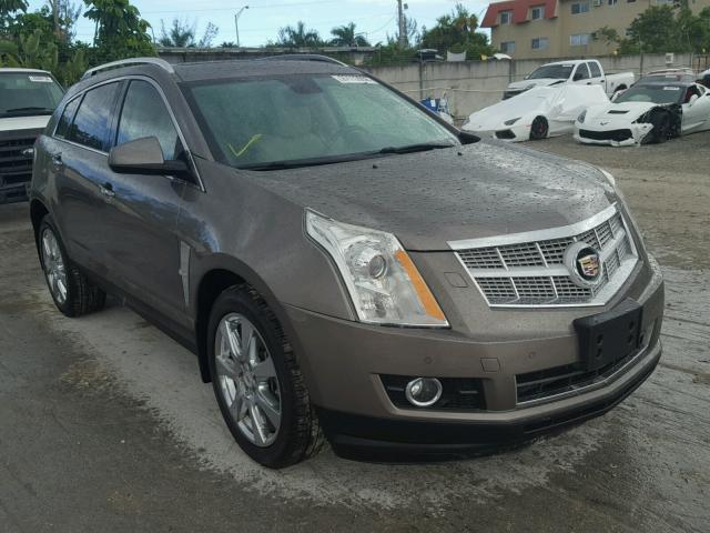 3GYFNCE31CS608830 - 2012 CADILLAC SRX PREMIU CHARCOAL photo 1