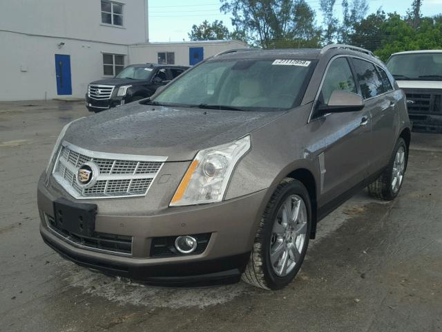 3GYFNCE31CS608830 - 2012 CADILLAC SRX PREMIU CHARCOAL photo 2