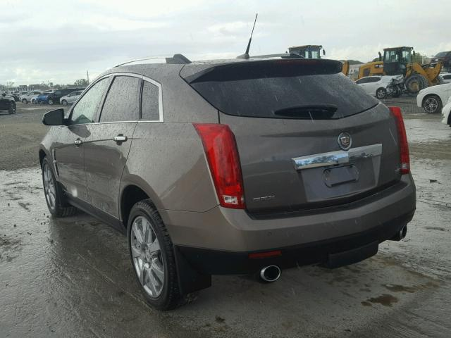 3GYFNCE31CS608830 - 2012 CADILLAC SRX PREMIU CHARCOAL photo 3