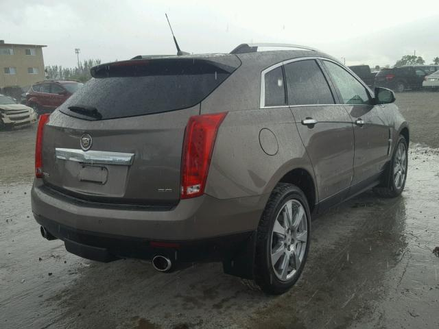 3GYFNCE31CS608830 - 2012 CADILLAC SRX PREMIU CHARCOAL photo 4