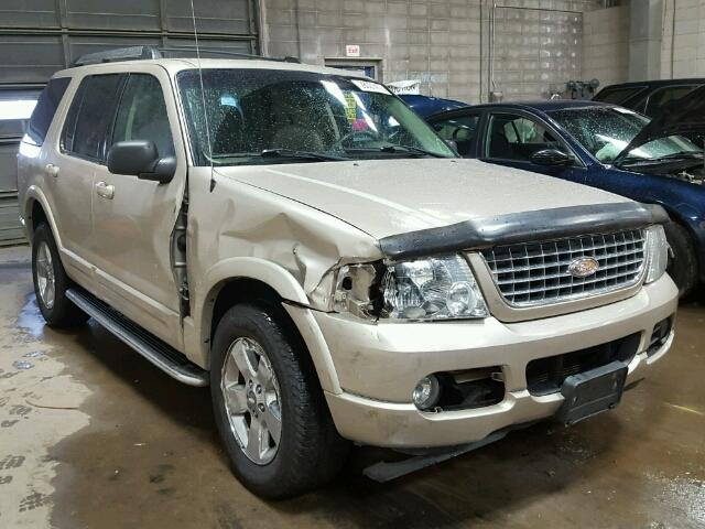 1FMDU75W45UA39861 - 2005 FORD EXPLORER L TAN photo 1