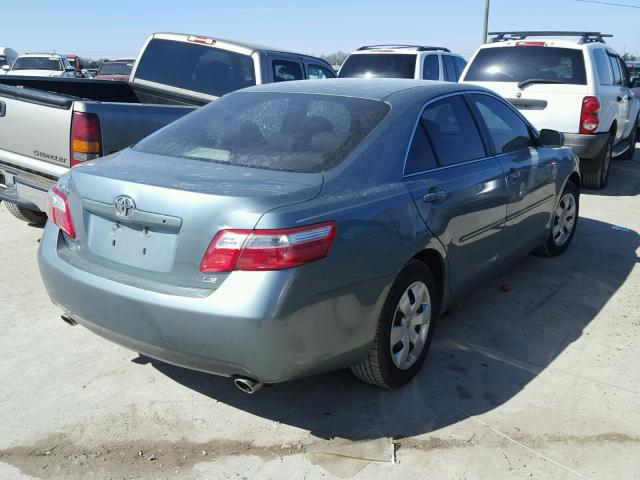 4T1BK46K98U574728   2008 TOYOTA CAMRY LE GRAY Photo 4