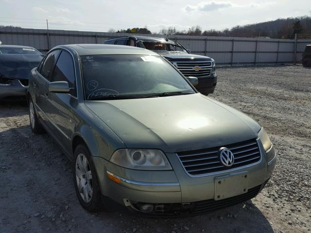 WVWRH63B63P200196 - 2003 VOLKSWAGEN PASSAT GLX TAN photo 1