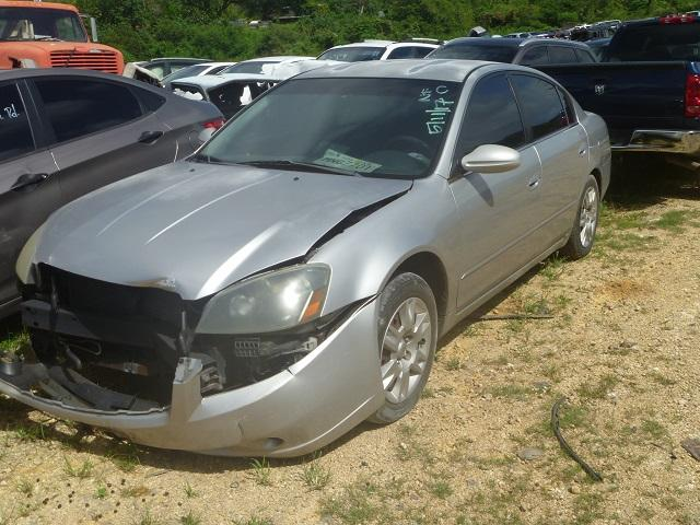 1N4AL11D06N302134 - 2006 NISSAN ALTIMA S/S SILVER photo 2