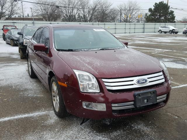 2007 Ford Fusion Sel >> 2006 Ford Fusion Sel Maroon 3fafp08146r231579 Price History History Of Past Auctions
