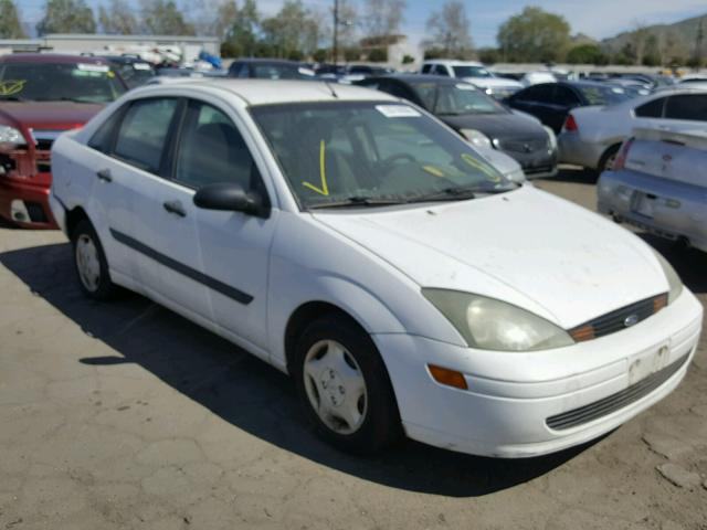 2003 Ford Focus Lx White 1fafp33p33w198869 Price History History Of Past Auctions
