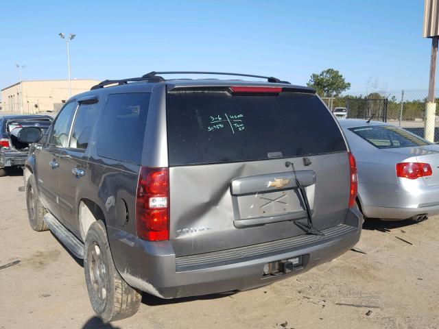 1gnfk13087j120419 2007 Chevrolet Tahoe K150 Gold