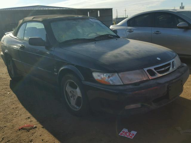 YS3DF78K637003665 - 2003 SAAB 9-3 SE BLUE photo 1