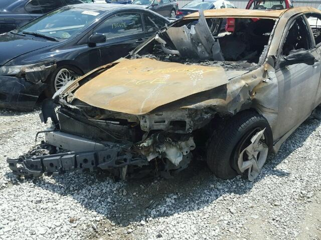 1G1ZA5E06A4117398 - 2010 CHEVROLET MALIBU LS BURN photo 9
