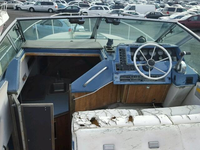 SERM7783H687 - 1987 SEAR BOAT TWO TONE photo 5