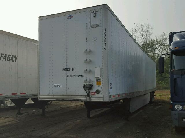 1UYVS2538CG358216 - 2012 UTILITY TRAILER WHITE photo 2