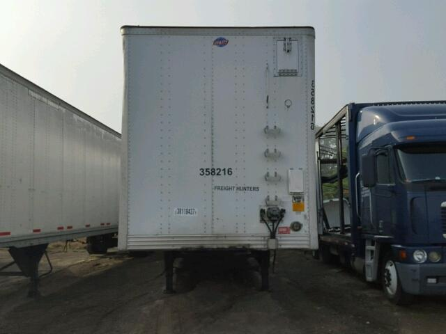1UYVS2538CG358216 - 2012 UTILITY TRAILER WHITE photo 7