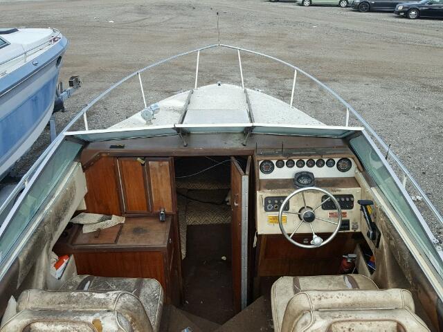 SER340M60684 - 1984 SEAR MARINE LOT WHITE photo 10