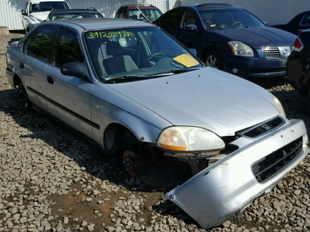 1HGEJ6678VL024564 - 1997 HONDA CIVIC LX GRAY photo 1