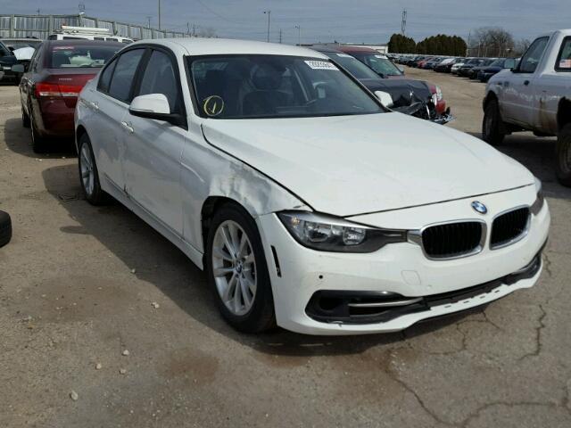 WBA8E5G53GNT40546 - 2016 BMW 320 XI WHITE photo 1