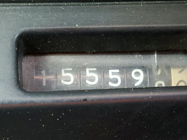 1G1YY2186K5103837 - 1989 CHEVROLET CORVETTE BLACK photo 8