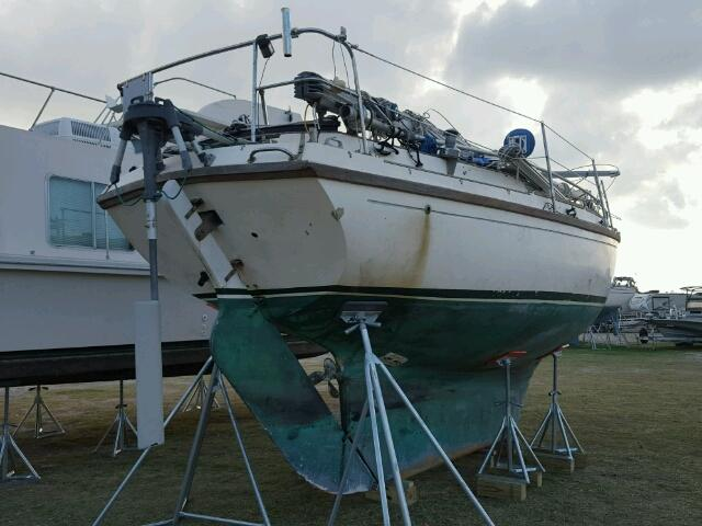 HE312P980882 - 1983 OTHE BOAT WHITE photo 4